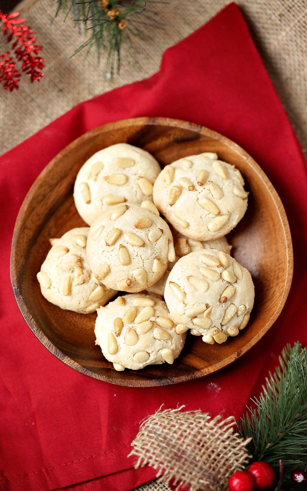 Pignoli Cookies Recipe