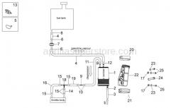 Akrapovic Carbon Slip-On System for RSV4 / Tuono V4