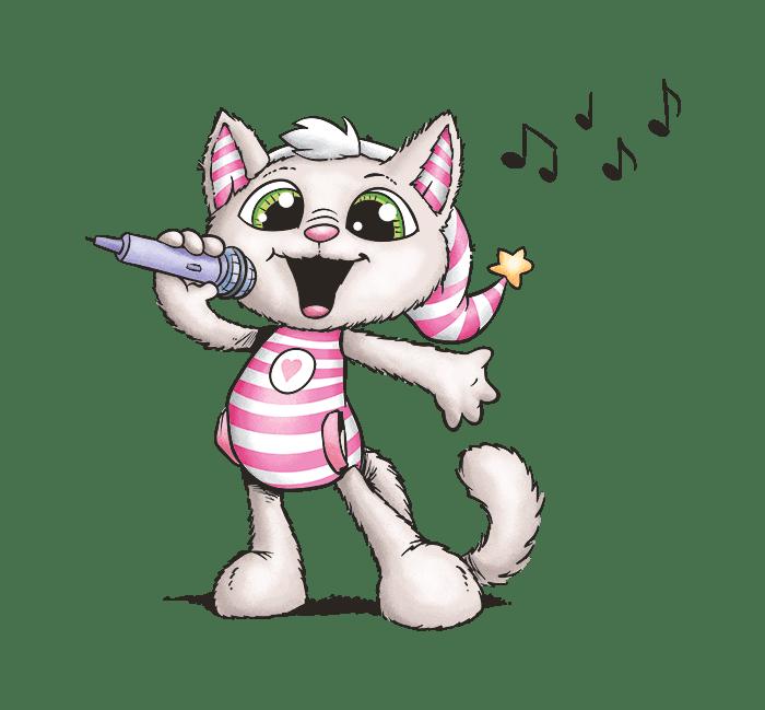 Sing mit Schlafmütze Kimsi ein Schlaflied