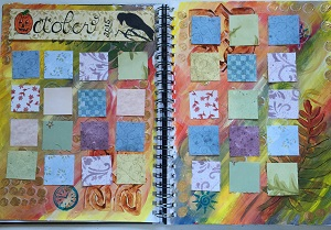 Book of Days Progress 3