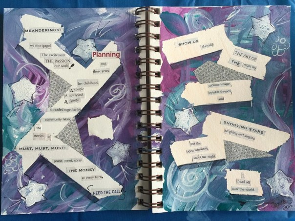 'Ransom Note' Poetry 5