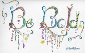 Zen Doodle Lettering
