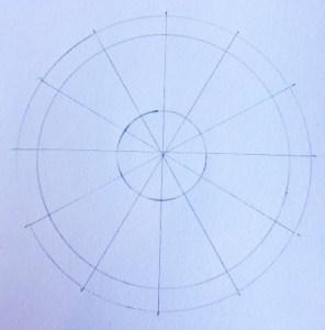 12 Point Mandala