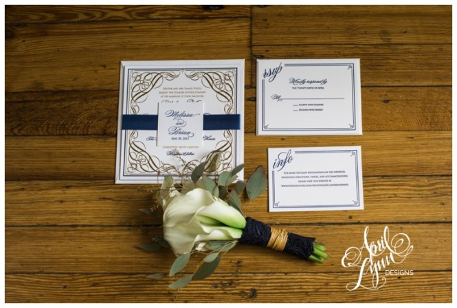 Charleston Destination Wedding Navy Pocket Invitations Psst Check Out This Bride 39 S Save The Date