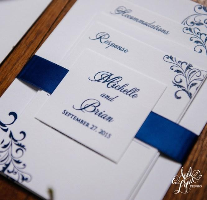 Wedding Invitations Houston The Woodlands