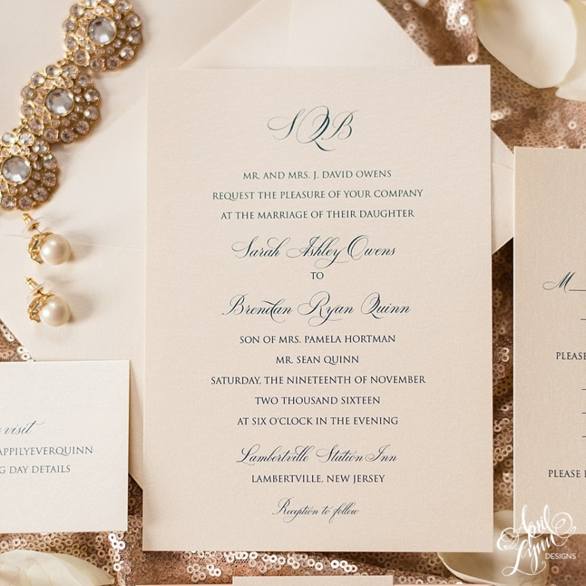 Holland Designs Invitations Jackson Nj Weddingwire
