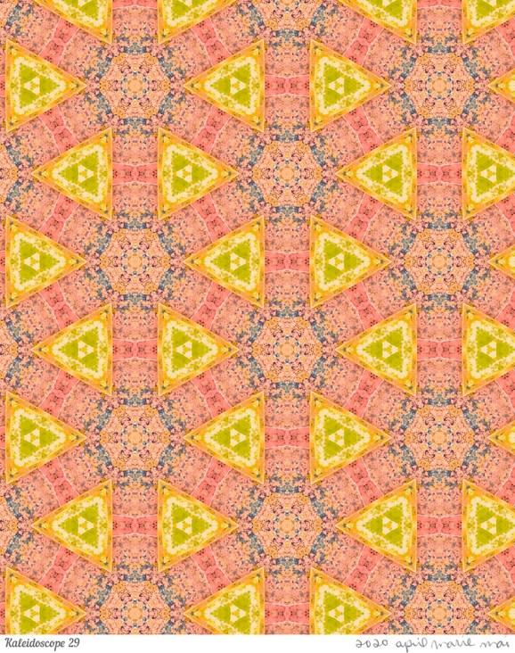 Kaleidoscope 29 Print