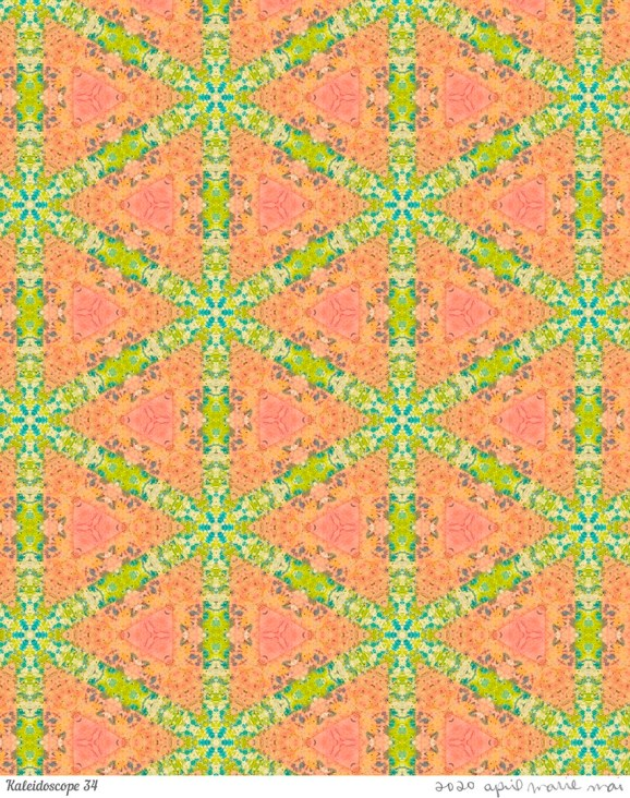 Kaleidoscope 34 Print
