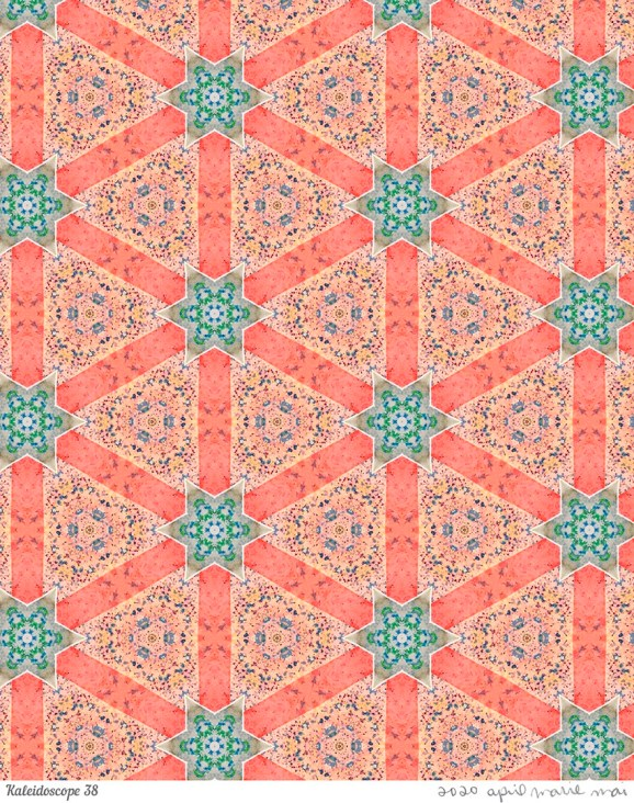 Kaleidoscope 38 Print