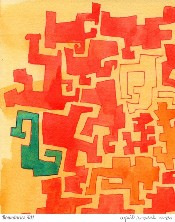 Boundaries 1 Print