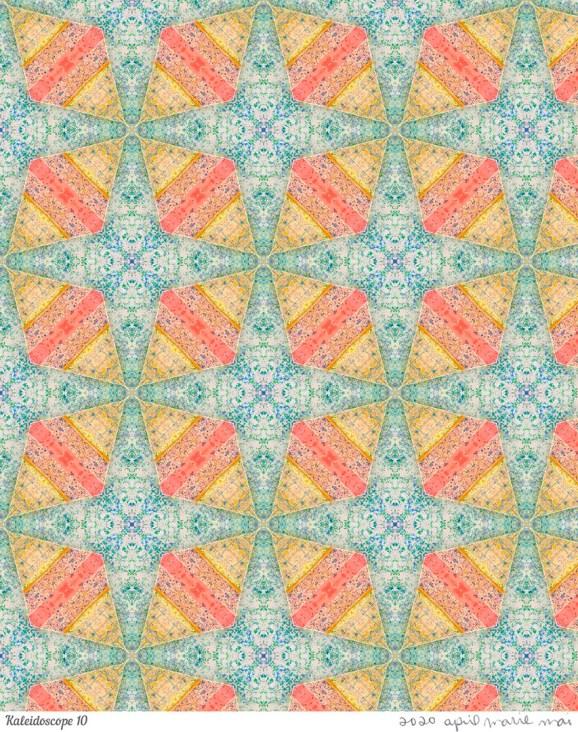 Kaleidoscope 10 Print