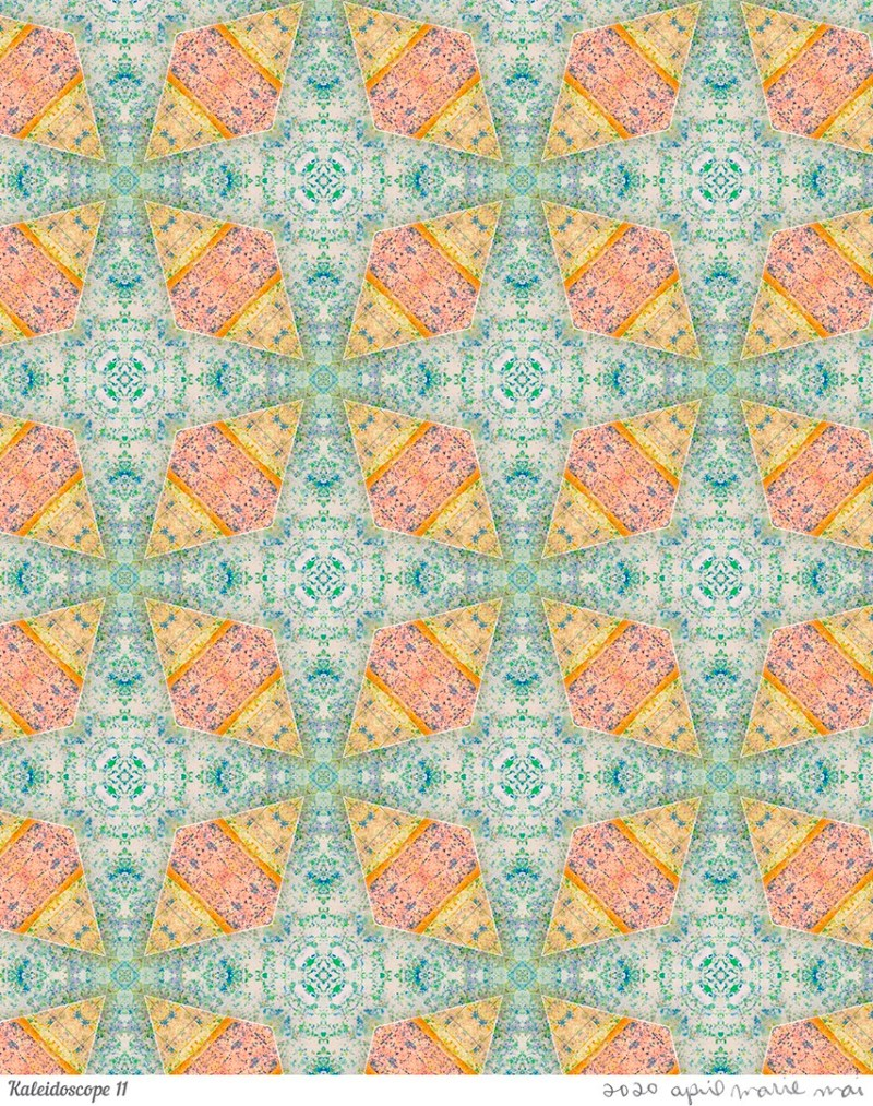 Kaleidoscope 11 Print
