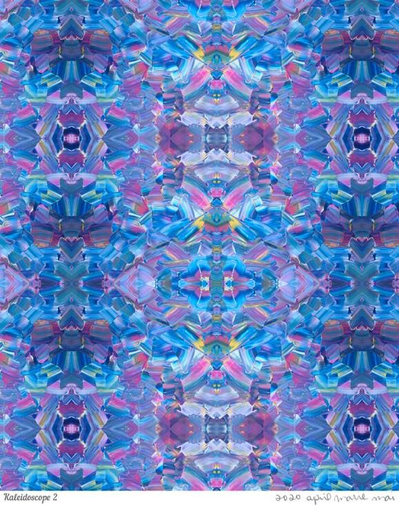 Kaleidoscope 2 Print
