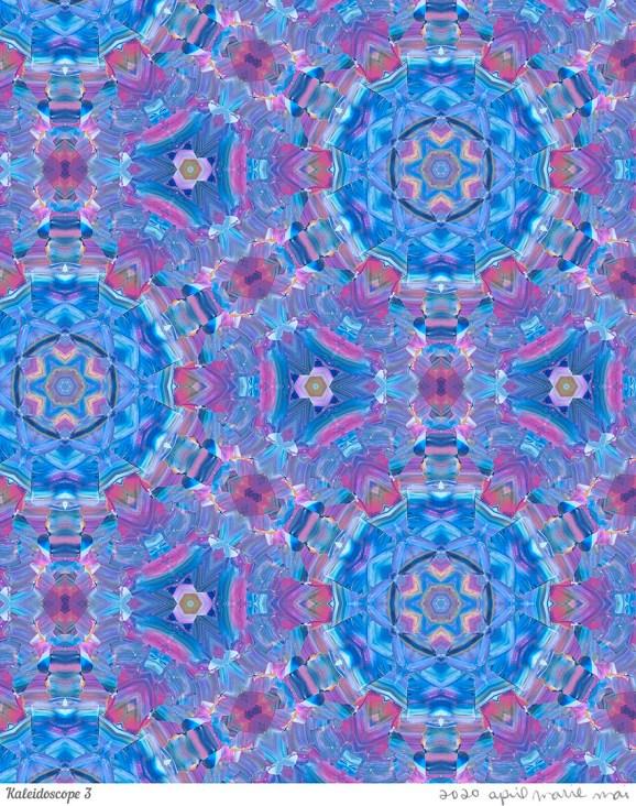Kaleidoscope 3 Print