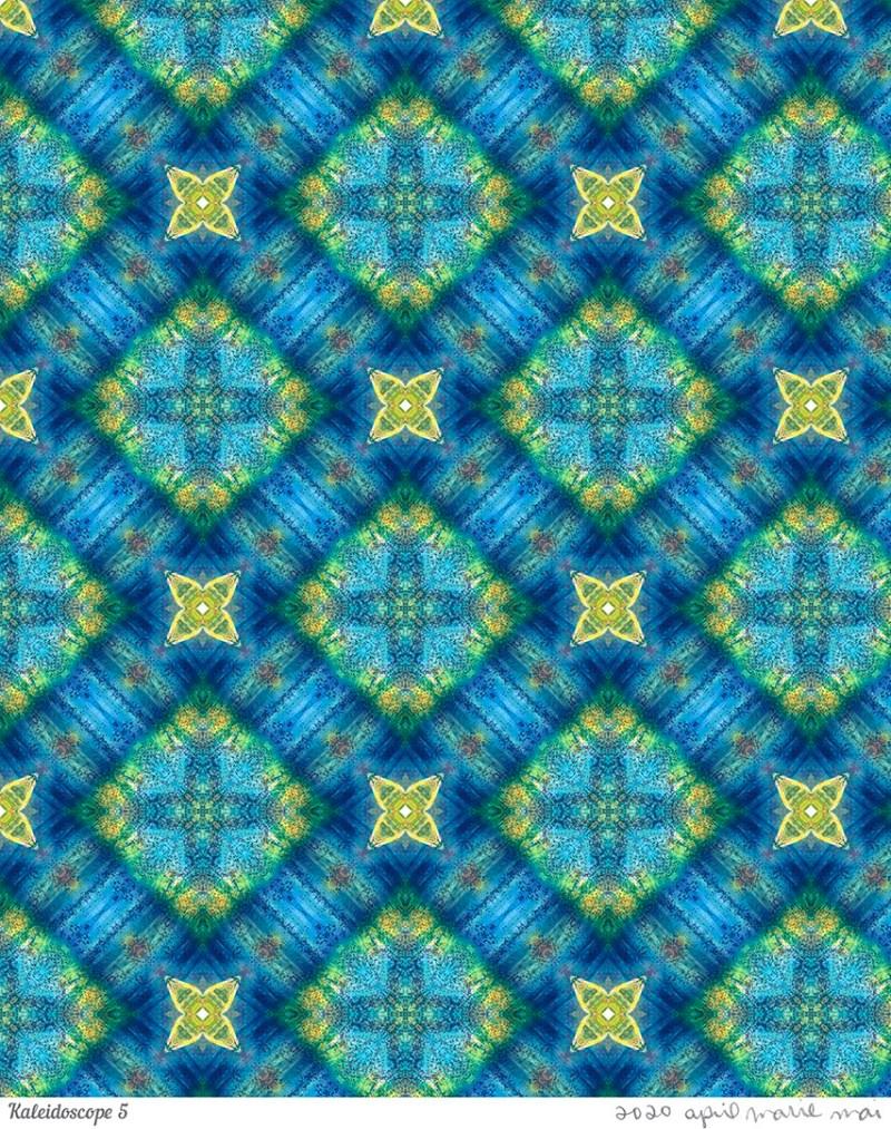 Kaleidoscope 5 Print