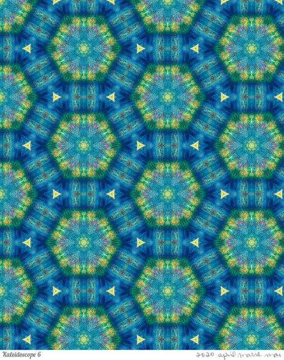 Kaleidoscope 6 Print