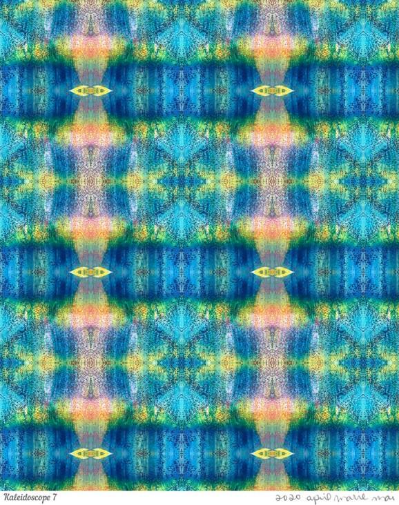 Kaleidoscope 7 Print