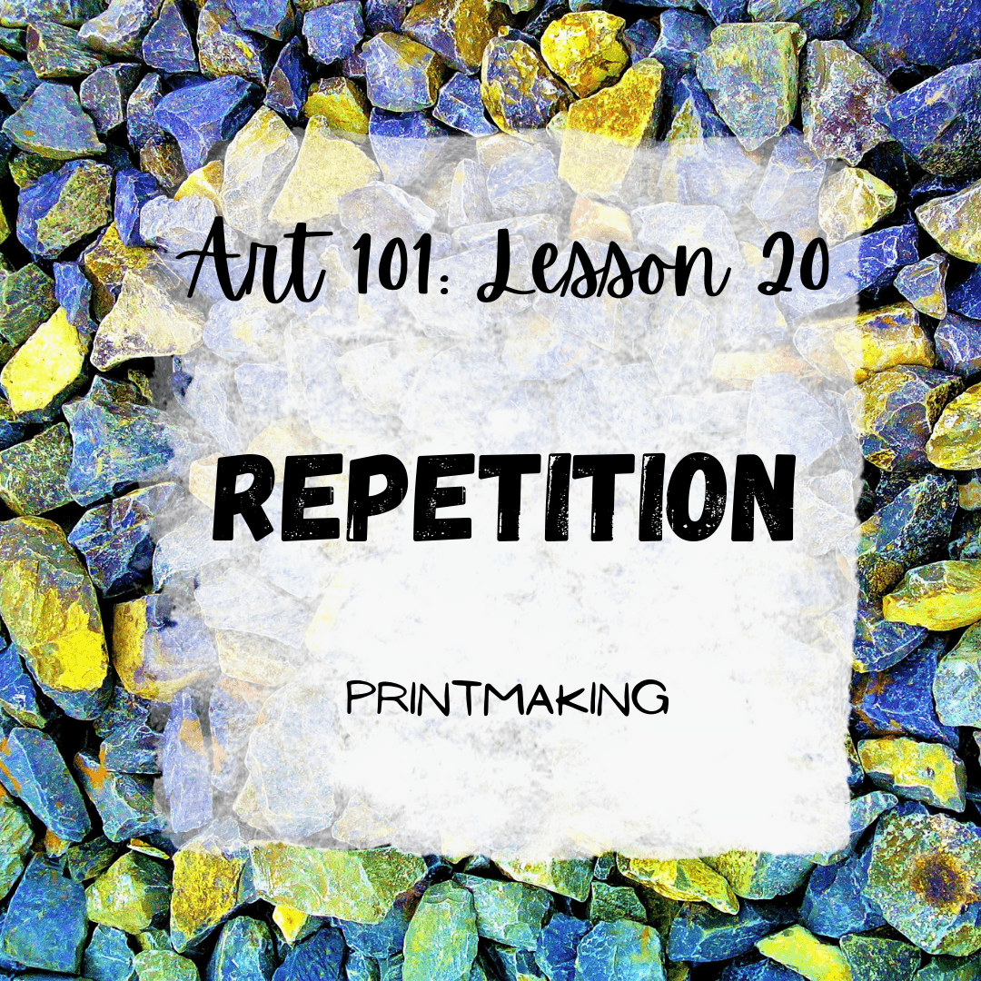 Repetition in Art