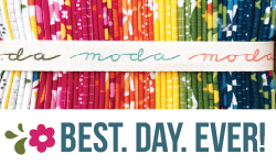 best day ever fabric by april rosenthal for moda