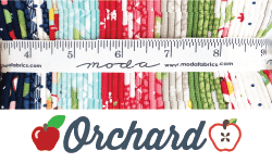 orchard fabric by april rosenthal for moda