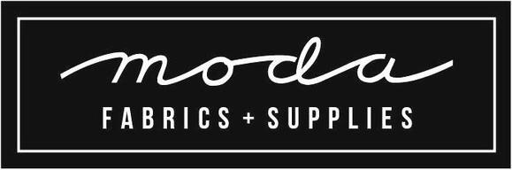 moda fabrics logo