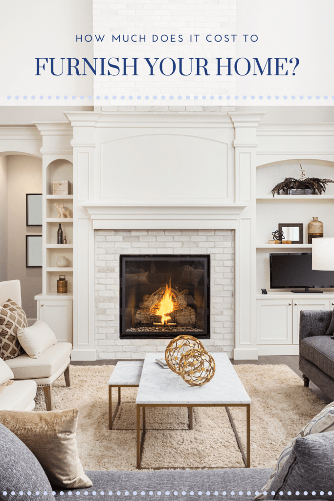 How Much Does it Cost to Furnish A House? Williamsburg Interior Designer