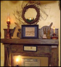 A Primitive Place ~ Primitive & Colonial Inspired