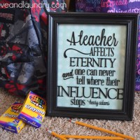 Back to School Teacher Craft