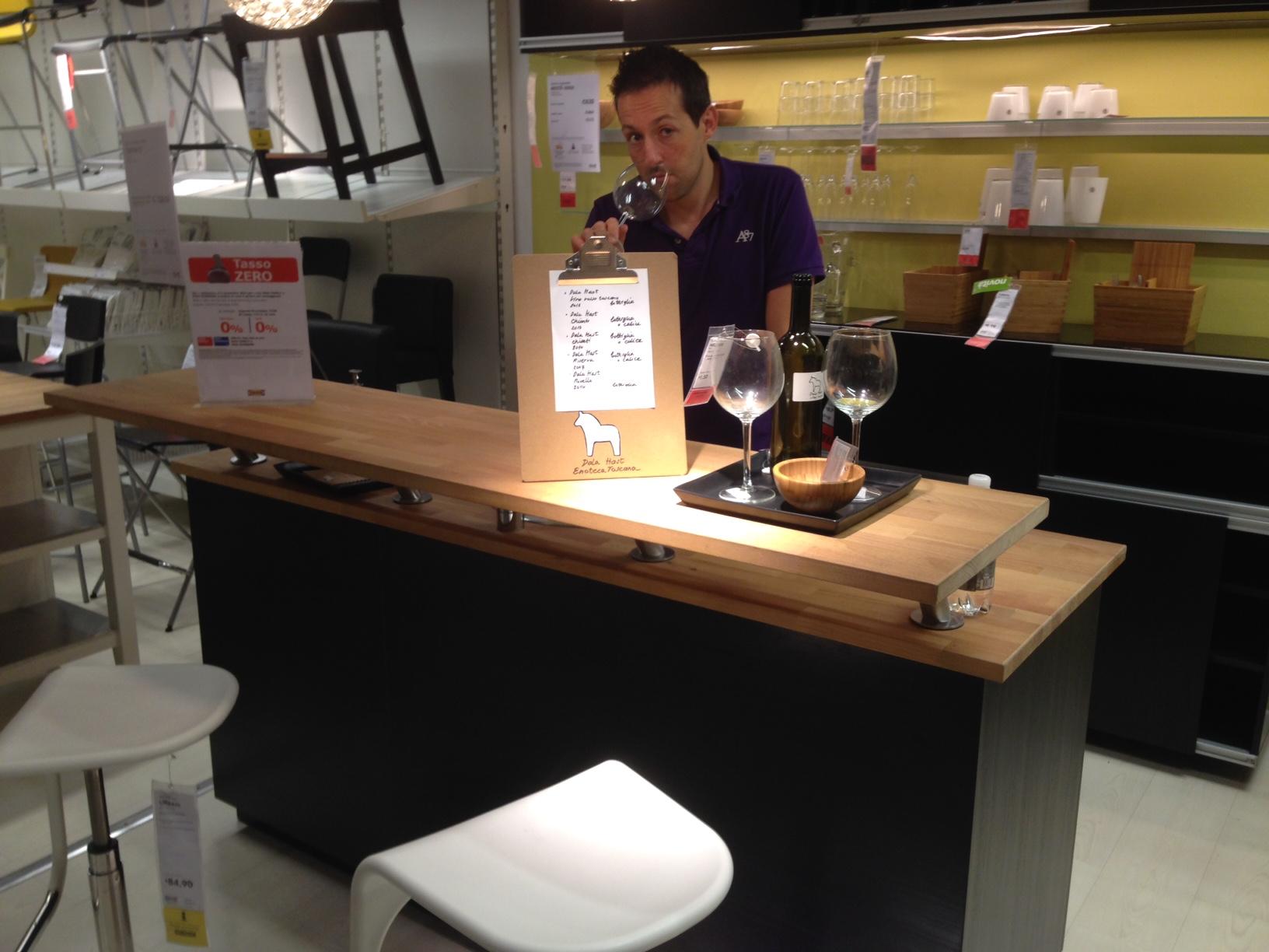 IL NUOVO BANCONE BAR DI IKEA  Aprire Un Bar