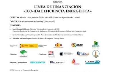 Aprocom, Ceca, Feicase y Asociación de Hostelería organizan una Jornada para  saber cómo integrar la eficiencia energética en sus establecimientos.