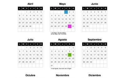 Fiestas locales en la ciudad de Sevilla. Año 2020