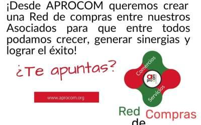Aprocom pone en marcha una Red de Compras con condiciones beneficiosas entre asociados.