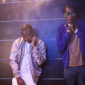 Young Thug – Lady Ft. Davido