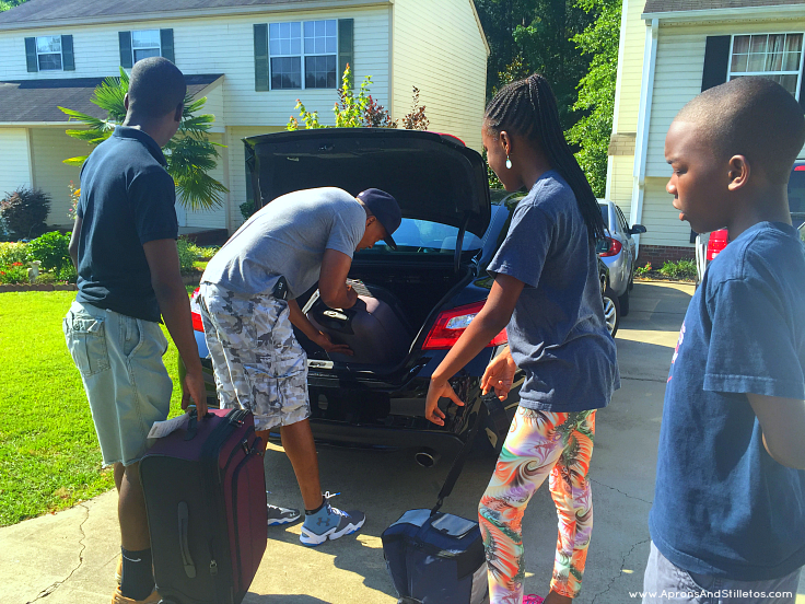 How we savor time with our teens before they ship off to school
