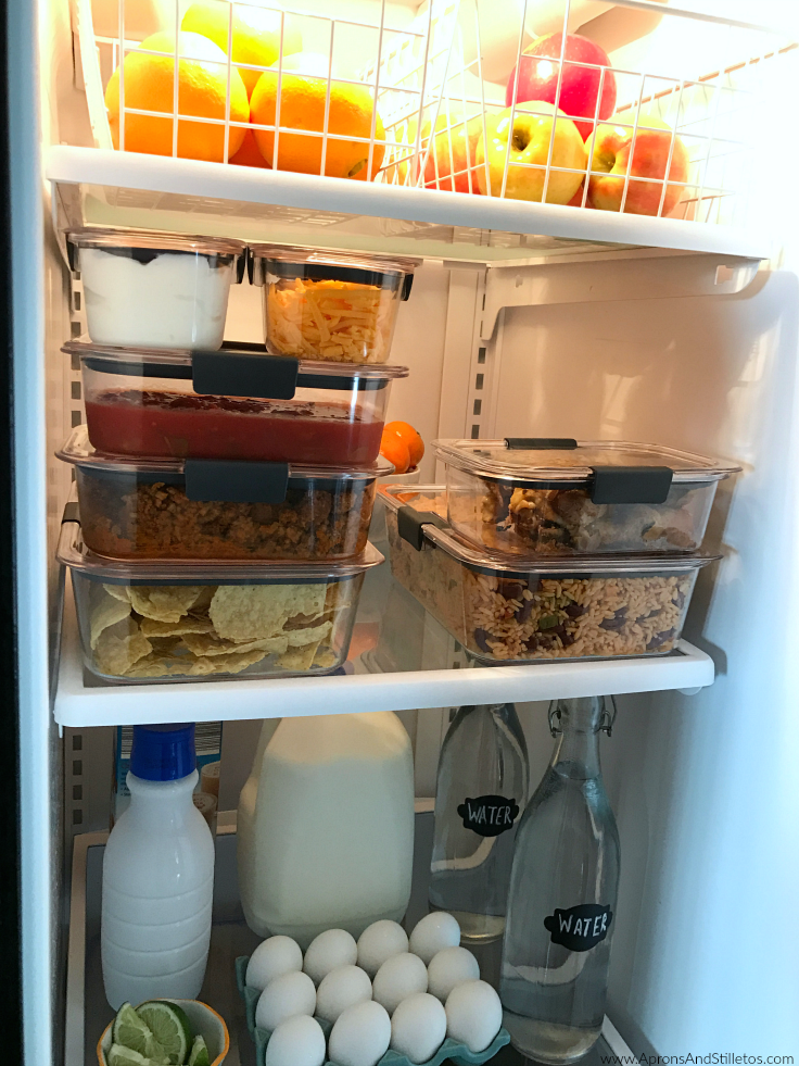 Tips for keeping your refrigerator neat and clean