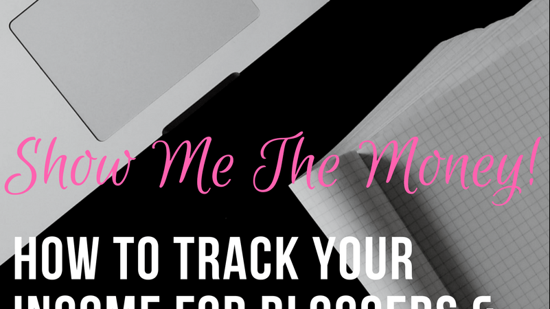 How to Track Income for Bloggers & Creative Entrepreneurs