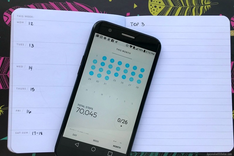 5 Ways technology keeps me accountable to my fitness goals