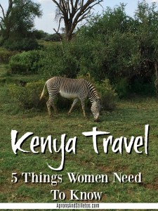 Kenya Travel | 5 Things Women Need To Know
