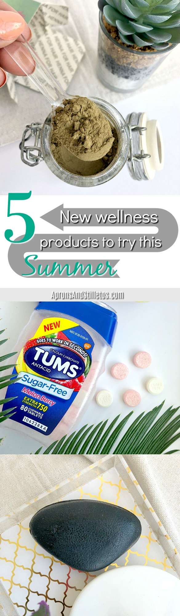 5 New Wellness Products to Try this Summer - ApronsAndStilletos.com