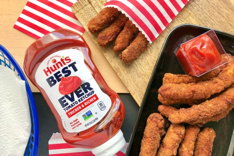 Easy Chicken Fries