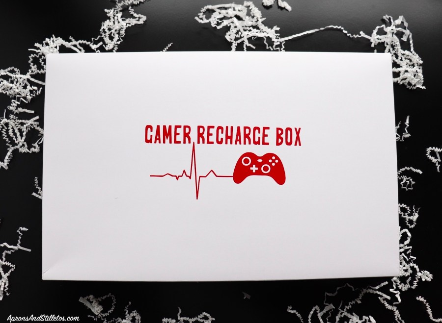 DIY Dad's Gaming Recharge Box