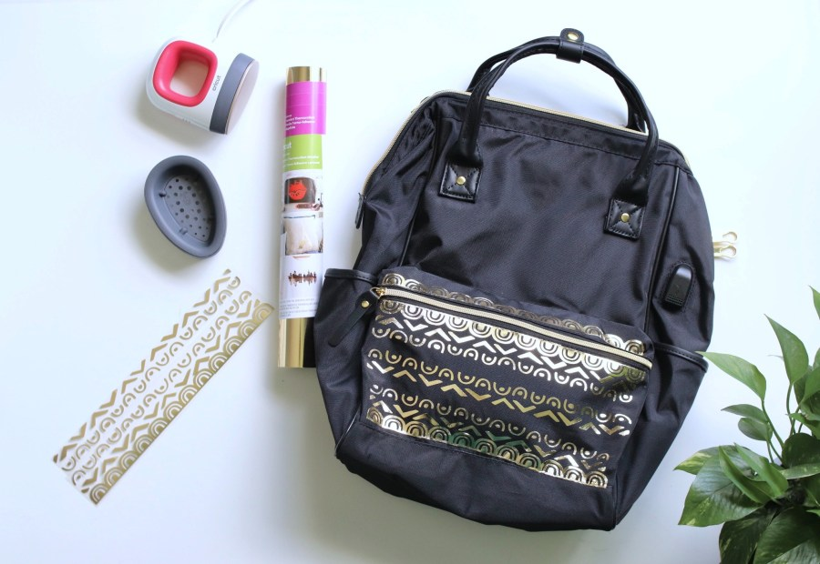 FREE Tribal Laptop Skin and Laptop Bag Iron On SVG File + Tutorial using the Cricut Explore Air™
