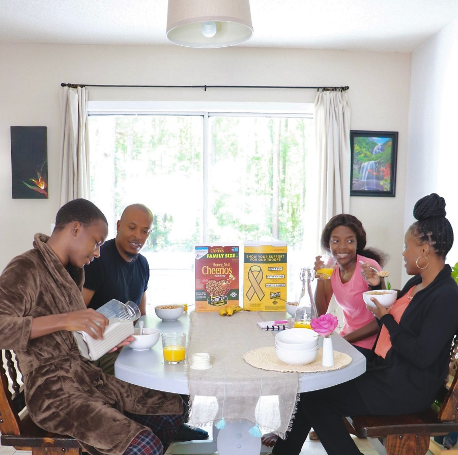 How we cultivate a strong, stable and secure family