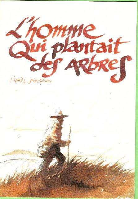 L Homme Qui Plantait Des Arbres Texte : homme, plantait, arbres, texte, L'homme, Plantait, Arbres, Propos, Décriture