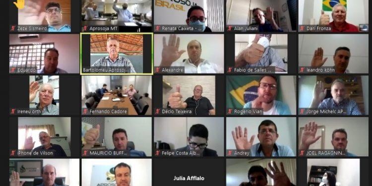 Aprosoja Brasil elege Antonio Galvan presidente e nova diretoria até 2024