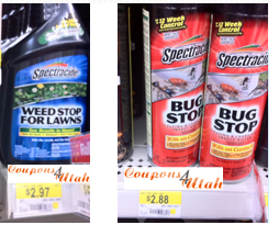 Spectacide Weed Killer And Bug Spray 0 88 0 97 Each Reg 2 88 2 97 A Proverbs Wife