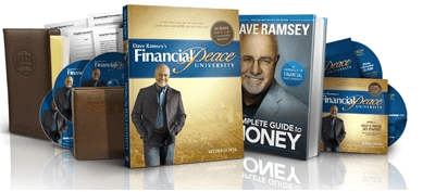 Dave Ramsey Financial Peace University Lifetime Membership & Kit for only $69 + FREE shipping (Reg. $93.95)