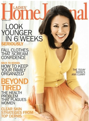 Ladies Home Journal Just 36¢ An Issue! (11 issues)