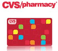 $10 CVS Gift Card ONLY $5