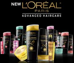 Free Loreal Total Repair 5 Shampoo and Conditioner Samples